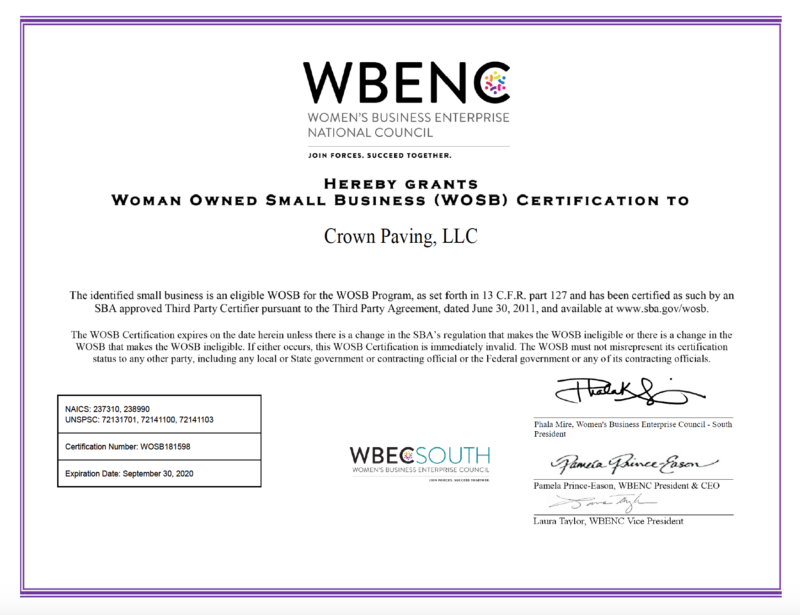 WBENC-Certification
